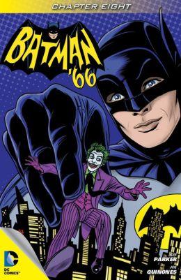 Batman '66 #8 (NOOK Comic with Zoom View)