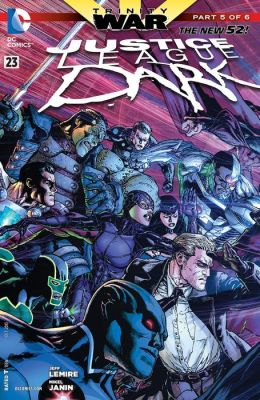 Justice League Dark #23 (2011- ) (NOOK Comic with Zoom View)