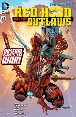 Red Hood and the Outlaws #23 (2011- ) (NOOK Comic with Zoom View)