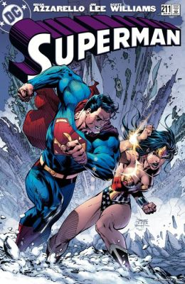 Superman #211 (1987-2006) (NOOK Comic with Zoom View)