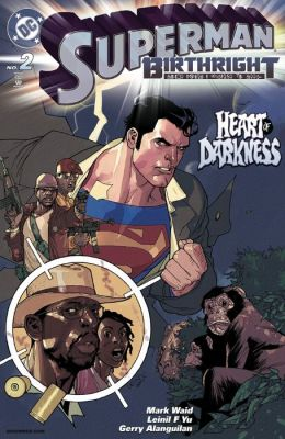 Superman: Birthright #2 (NOOK Comic with Zoom View)