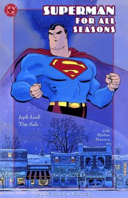 Superman: For All Seasons #4 (NOOK Comic with Zoom View)