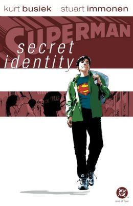 Superman: Secret Identity #1 (NOOK Comic with Zoom View)