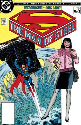 The Man of Steel #2 (NOOK Comic with Zoom View)
