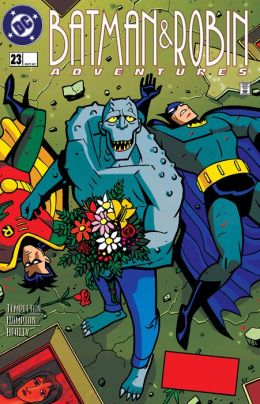 Batman & Robin Adventures #23 (NOOK Comic with Zoom View)