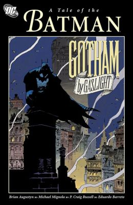 Batman: Gotham by Gaslight #1 (NOOK Comic with Zoom View)