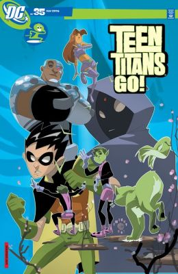 Teen Titans Go! #35 (NOOK Comic with Zoom View)