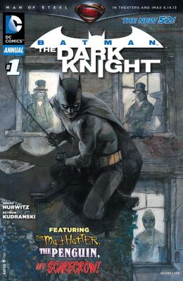 Batman: The Dark Knight (2011- ) Annual #1 (NOOK Comic with Zoom View)