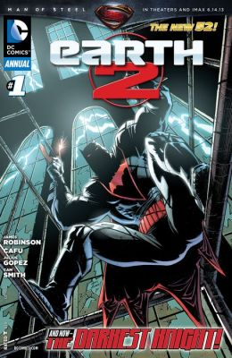 Earth 2 (2012- ) Annual #1 (NOOK Comic with Zoom View)