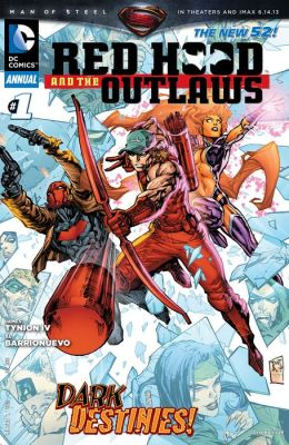 Red Hood and the Outlaws (2011- ) Annual #1 (NOOK Comic with Zoom View)