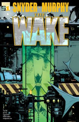 The Wake #1 (NOOK Comic with Zoom View)
