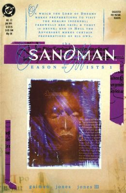 Sandman #22 (NOOK Comic with Zoom View)