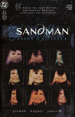 Sandman #25 (NOOK Comic with Zoom View)