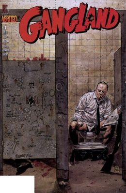 Gangland #1 (NOOK Comic with Zoom View)