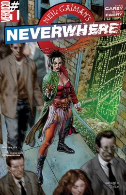 Neil Gaiman's Neverwhere #1 (NOOK Comic with Zoom View)