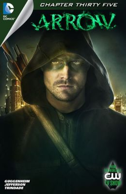 Arrow #35 (2012- ) (NOOK Comic with Zoom View)