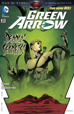 Green Arrow #21 (2011- ) (NOOK Comic with Zoom View)