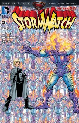 Stormwatch #21 (2011- ) (NOOK Comic with Zoom View)