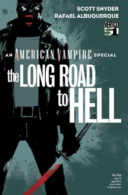 American Vampire: The Long Road to Hell #1 (NOOK Comic with Zoom View)