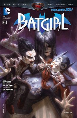 Batgirl #21 (2011- ) (NOOK Comic with Zoom View)