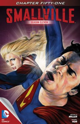 Smallville Season 11 #51 (NOOK Comic with Zoom View)