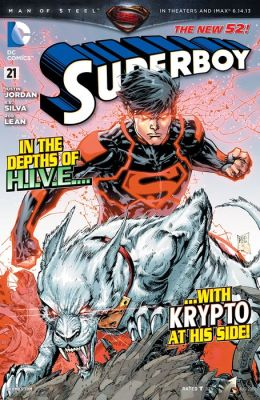 Superboy #21 (2011- ) (NOOK Comic with Zoom View)
