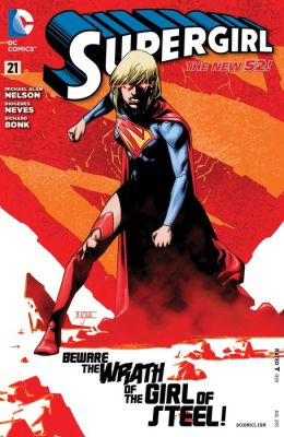 Supergirl #21 (2011- ) (NOOK Comic with Zoom View)