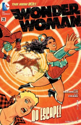 Wonder Woman #21 (2011- ) (NOOK Comic with Zoom View)