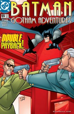 Batman: Gotham Adventures #55 (NOOK Comic with Zoom View)