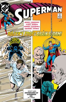 Superman #35 (1987-2006) (NOOK Comic with Zoom View)