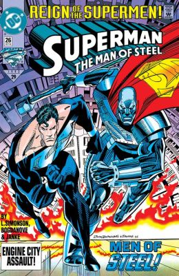 Superman: The Man of Steel #26 (1991-2003) (NOOK Comic with Zoom View)