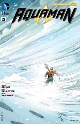 Aquaman #21 (2011- ) (NOOK Comic with Zoom View)