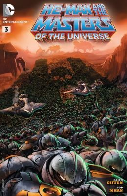 He-Man and the Masters of the Universe #3 (2013- ) (NOOK Comic with Zoom View)