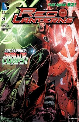 Red Lanterns #21 (2011- ) (NOOK Comic with Zoom View)