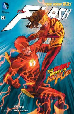 The Flash #21 (2011- ) (NOOK Comic with Zoom View)