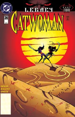 Catwoman #36 (1993-2001) (NOOK Comic with Zoom View)