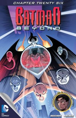 Batman Beyond #26 (2012- ) (NOOK Comic with Zoom View)