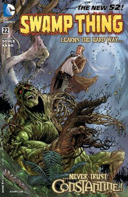 Swamp Thing #22 (2011- ) (NOOK Comic with Zoom View)
