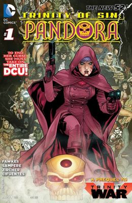 Trinity of Sin: Pandora #1 (2013- ) (NOOK Comic with Zoom View)