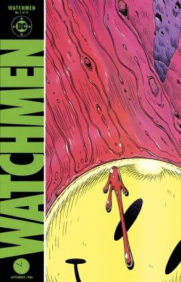 Watchmen #1 (NOOK Comic with Zoom View)