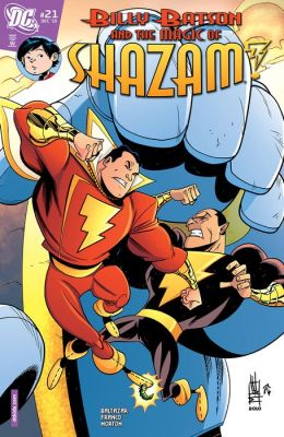 Billy Batson and the Magic of Shazam! #21 (NOOK Comic with Zoom View)