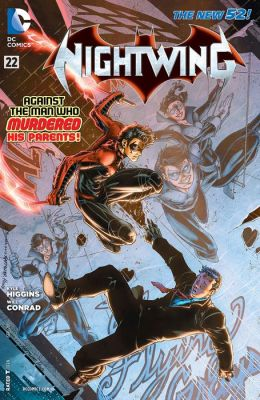 Nightwing (2011- ) #22 (NOOK Comic with Zoom View)
