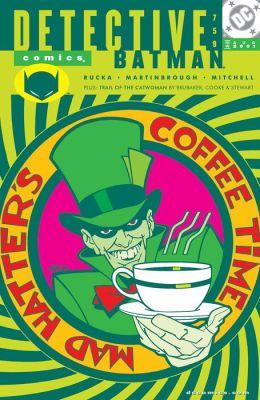 Detective Comics #759 (1937-2011) (NOOK Comic with Zoom View)