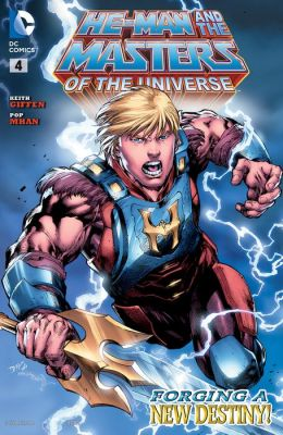 He-Man and the Masters of the Universe #4 (2013- ) (NOOK Comic with Zoom View)