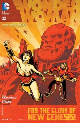 Wonder Woman #22 (2011- ) (NOOK Comic with Zoom View)