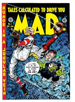 Mad Magazine #2 (NOOK Comic with Zoom View)