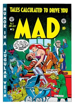 Mad Magazine #5 (NOOK Comic with Zoom View)