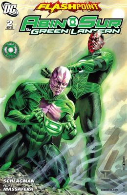 Flashpoint: Abin Sur, The Green Lantern #2 (NOOK Comic with Zoom View)