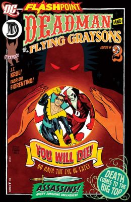 Flashpoint: Deadman and the Flying Graysons #2 (NOOK Comic with Zoom View)