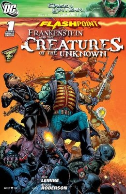Flashpoint: Frankenstein and the Creatures of the Unknown #1 (NOOK Comic with Zoom View)